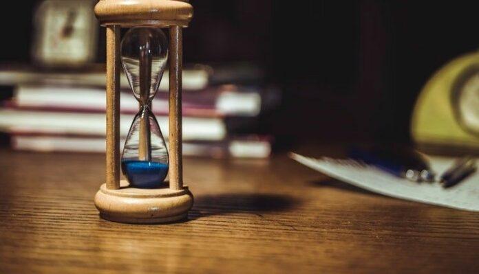 Planning, Time Management, Task, Sandglass