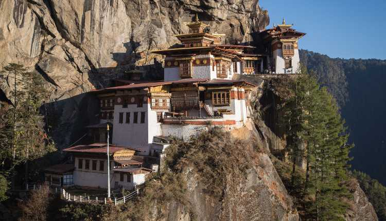 Bhutan, Paro Taktsang, Himalayan, Buddhist, Buddhism, Tiger's Nest Caves, Tibet