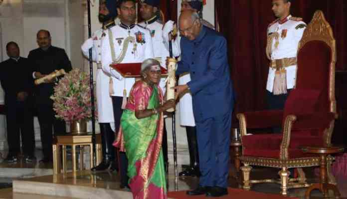 Common People Of India Who Received The Padma Shri Award