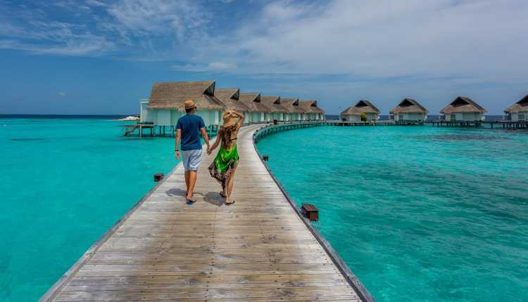 the Maldives, Malé, Beach, Hotels, Sea Hotel
