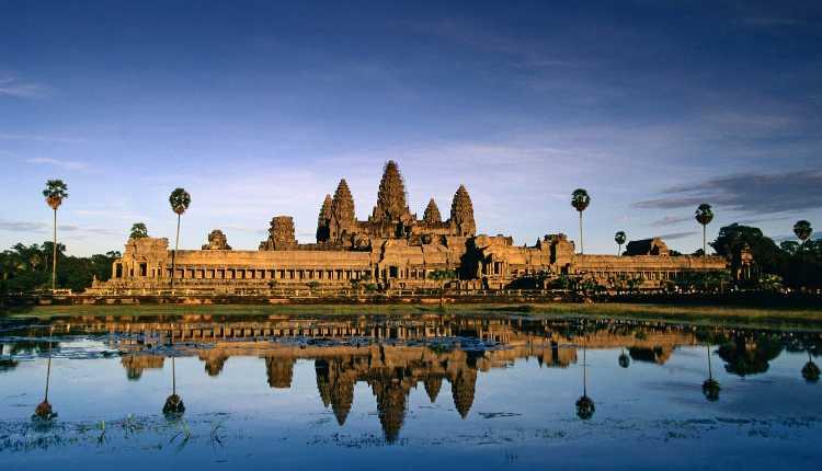 Phnom Penh, Lord Vishnu, Cambodia