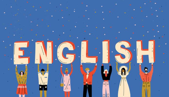 English, Language, People, Communication, World, Globe