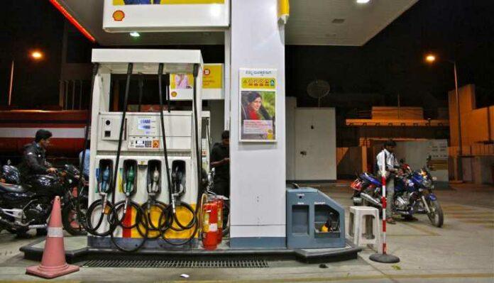 Petrol Pump, India, Diesel, Petrol