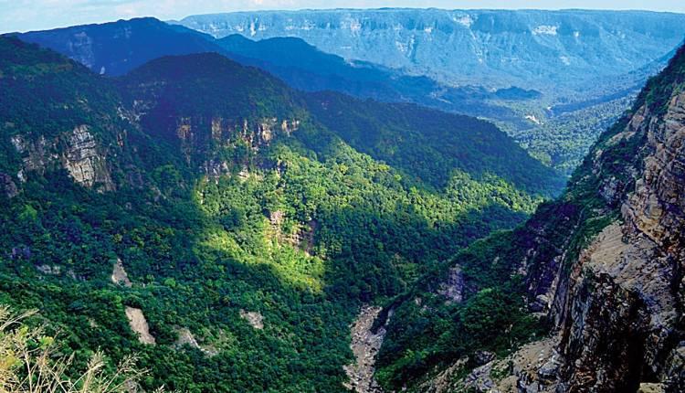 Balpakram National Park, Garo Hills, Meghalaya