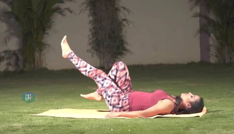 Dwichakrikasan, Yoga