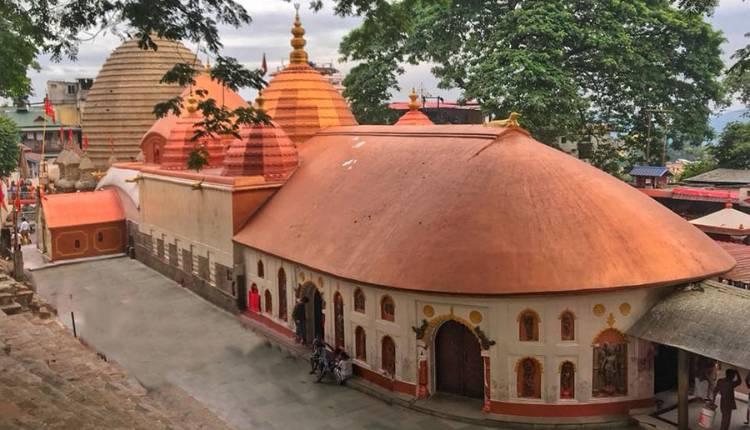 Kamakhya Temple, Sakta Temple, Goddess Kamakhya, Asam