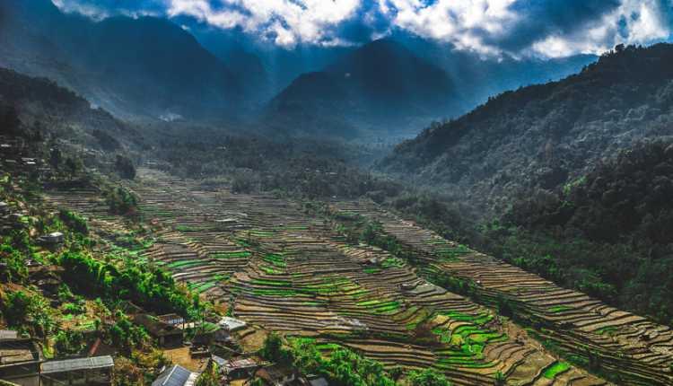 Khonoma, Angami Naga Village, Nagaland