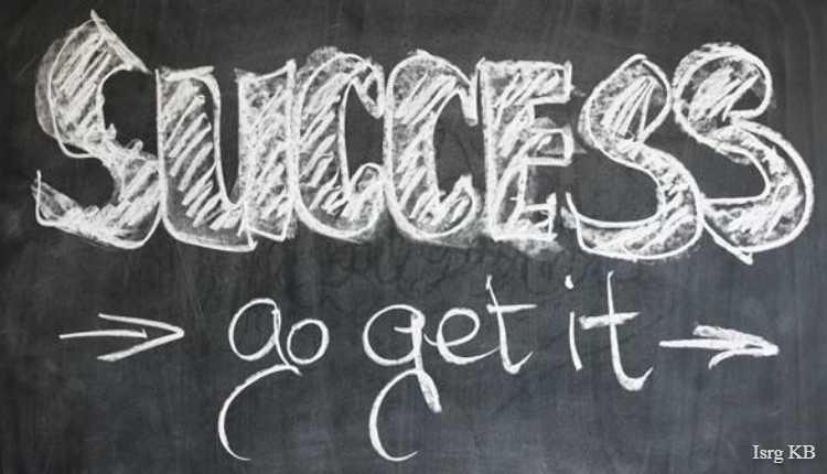 Motivation, Success Go Get It