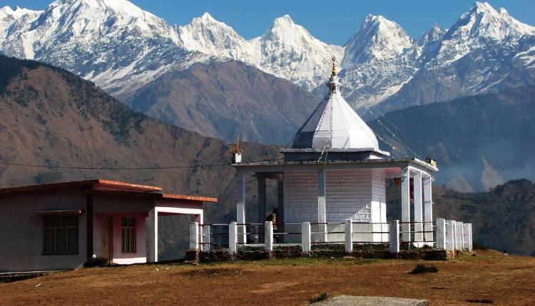 Nanda Devi Temple, Almora, Uttarakhand