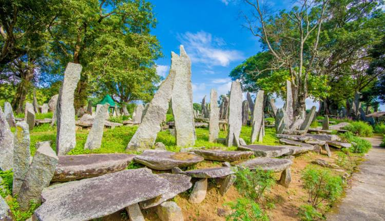 Nartiang Monoliths, Archaeological Site, Nartiang, Meghalaya