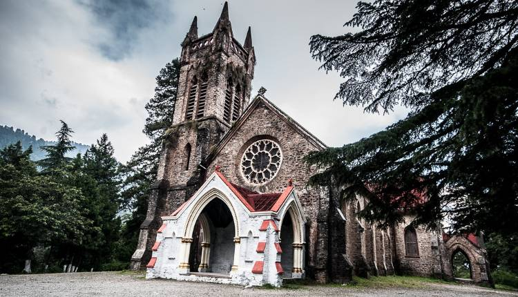 St. John Wilderness Church, Nainital, Uttarakhand