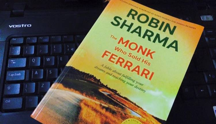 The Monk Who Sold His Ferrari, Robin Sharma, Indian Author, Book