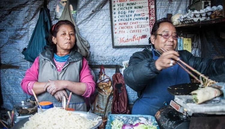 The Street Food Darjeeling
