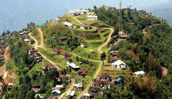 Zunheboto, Nagaland Tourism, Heavenly Beautiful Places In India
