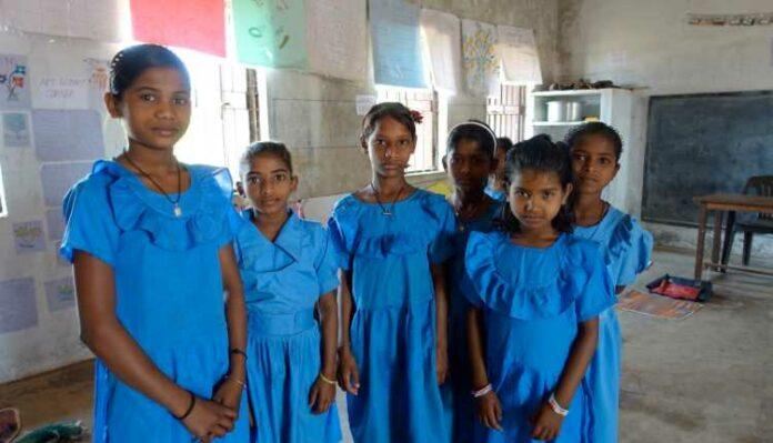Govt School, School Kids, Uniform, Classroom