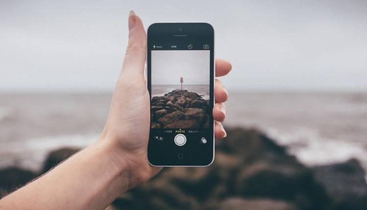 Iphone, Clicking Photo, Unique Photos