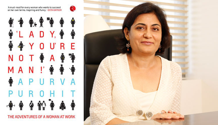 Lady You're Not A Man, Apurva Purohit, Book, Indian Author