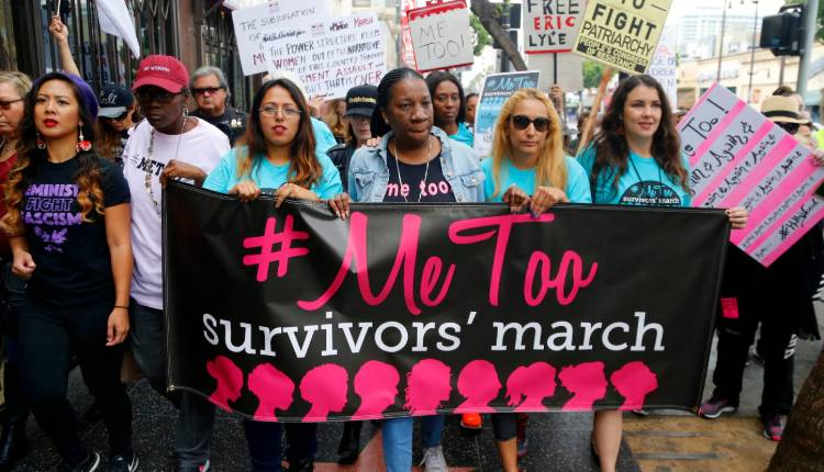 Me Too, Social Media Movement, March