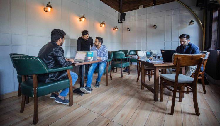 Myhq, Virtual Office, Co Working Office