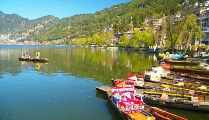 Nainital, Almora, Uttarakhand Tourism Couple