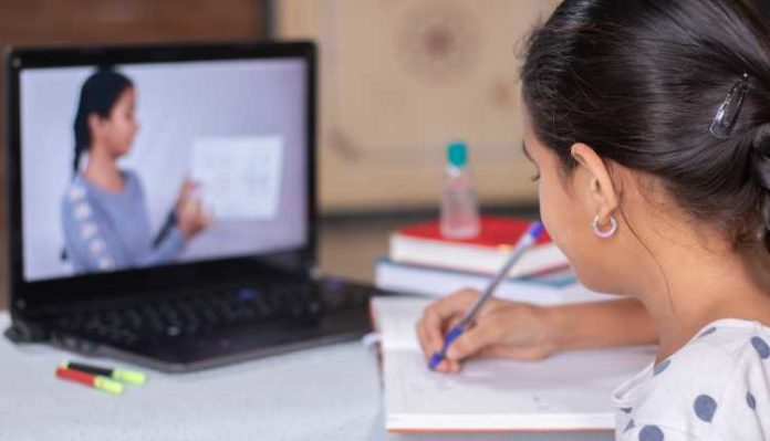 Online Classes, Student, Zoom, Google Meet, Microsoft Team, Studying