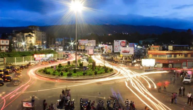 Police Bazar, Shillong, Meghalaya