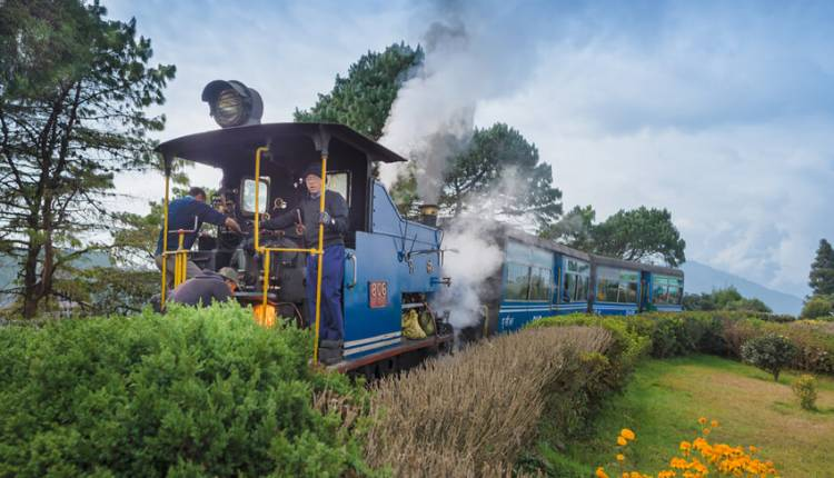 Toy Train Darjeeling, Darjeeling Himalayan Railway