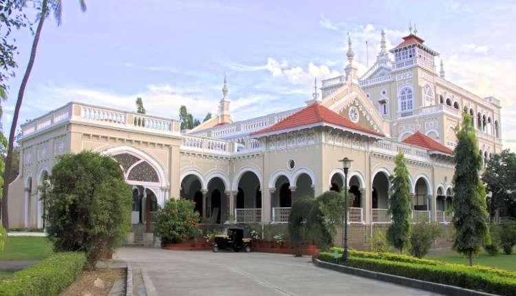 Aga Khan Palace, Pune, Maharashtra, Sultan Muhammed Shah Aga