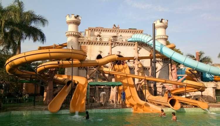 Krazy Castle Aqua Park, Water Park, Nagpur