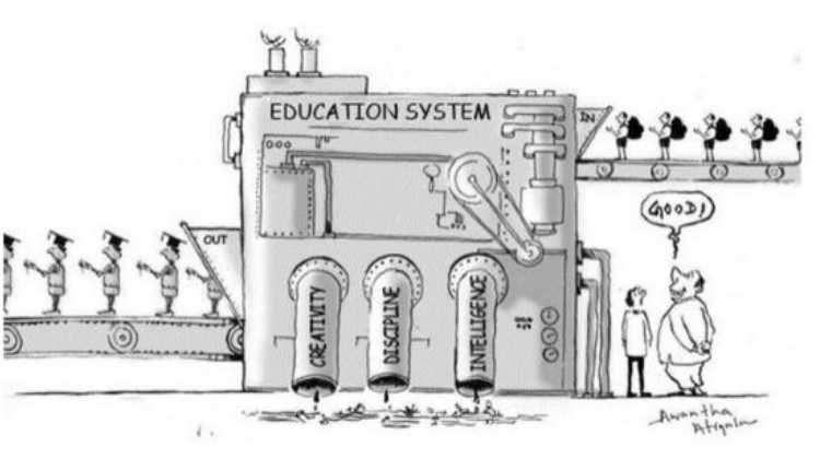 Present Scenario, Education System