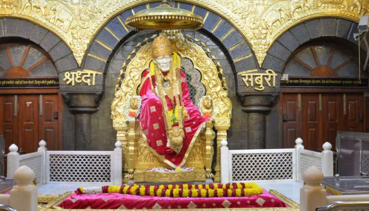Shri Sai Baba Samadhi Mandir