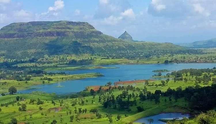 Thal Ghat And Tringalwadi Dam