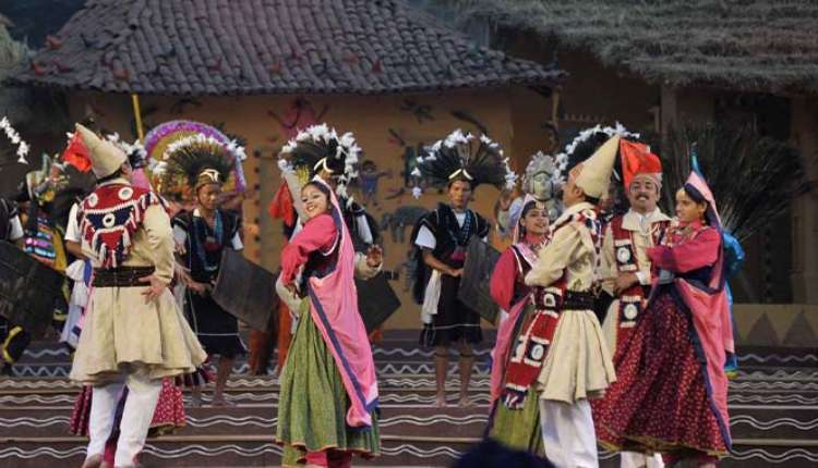Art Form Himachal Pradesh, Himachali, Dance, Traditional