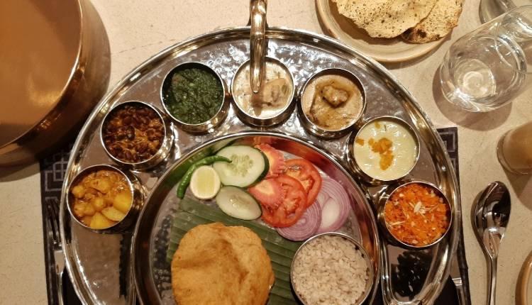 Himachali Food, Traditional Food, Thali, North Indian Food