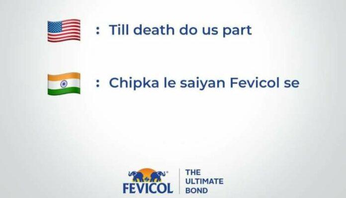 India Vs Us, Meme, Fevicol, Chipka Le Saiyan Fevicol Se