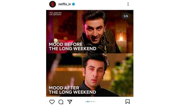 Netflix, India, Meme, Advertising