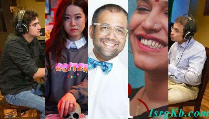 Podcast, Spotify, Rotten Mango, De Taali Life, Gaurav Kapoor, Big Fat Indian Ghotala, Astha, Ankit