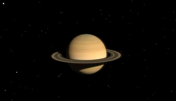 Saturn, Water, Float