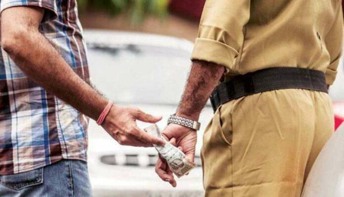 Police, Corruption, Bribe