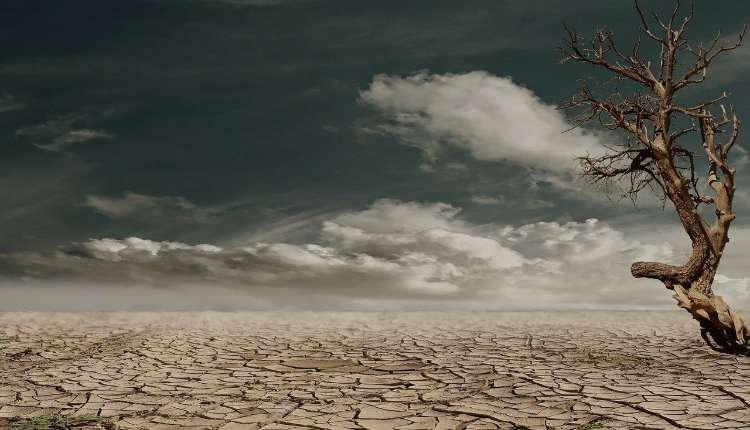 Soil Erosion, Desert, Drought, Dehydrated, Arid