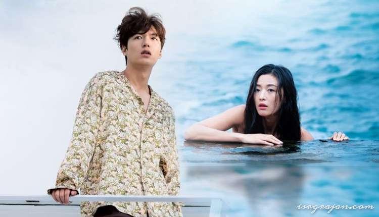 Legend Of The Blue Sea, K Drama