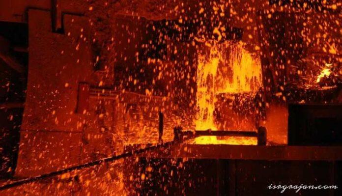 Metallurgist, Metal, Iron, Industry, Factory